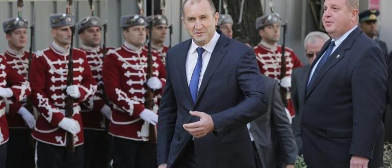Държавният глава Румен Радев ще вземе участие днес в тържественото