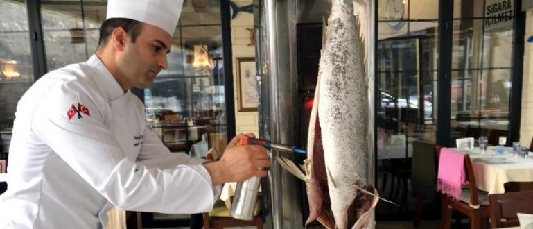 Турска фирма се готви да въведе дюнер кебап от риба