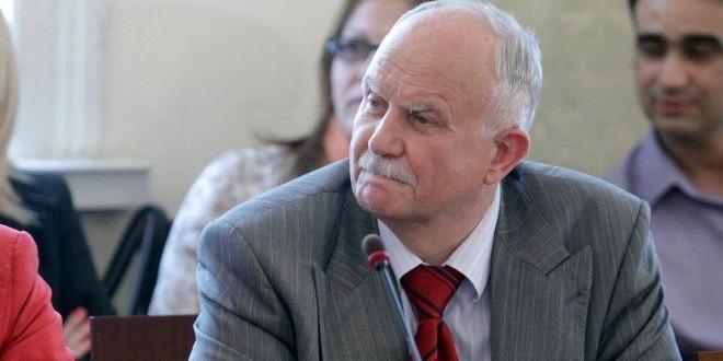 Ексглавният прокурор проф. Никола Филчев направи коментар на събитията от