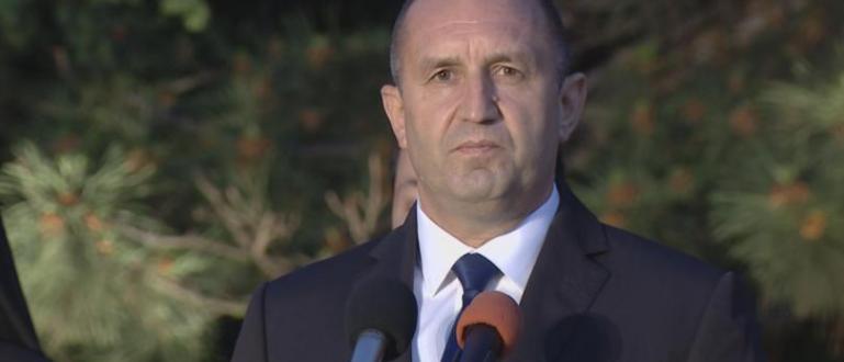Българският държавен глава Румен Радев ще участва в президентския панел