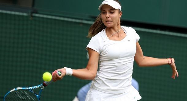 №1 в тениса при дамите в България Виктория Томова преодоля
