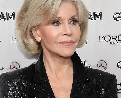 """Джейн Фонда бе провъзгласена за жена на годината от """"Glamour""""."""