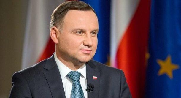 Полският президент Анджей Дуда е станал жертва на телефонна шега
