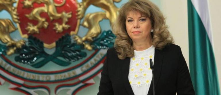 Илияна Йотова критикува изказване на Радев - Политика - Стандарт Нюз