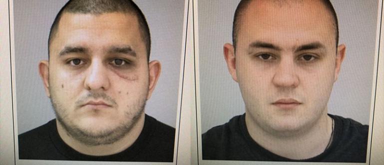 Столичната дирекция на вътрешните работи обяви за издирване двама мъже,