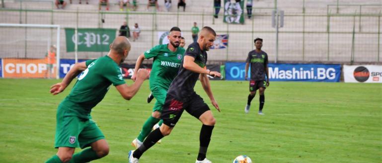 Берое победи трудно гостуващия Витоша Бистрица с 1:0 в последна