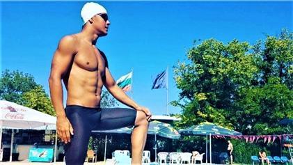 Остават броени дни до 22 август, когато бургаският плувец Цанко