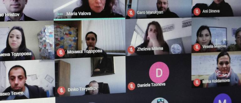 Екипът на Международния младежки център Стара Загора организира и проведе