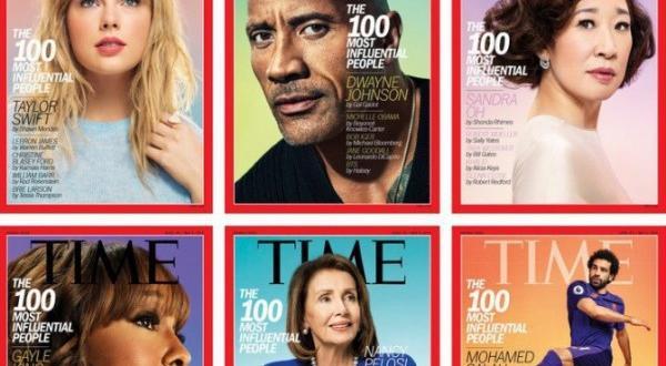 Time ги разпределя в няколко категорииПрестижното списание Time публикува ежегодната