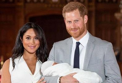 Херцозите на Съсекс Хари и Меган бяха включени в списъка
