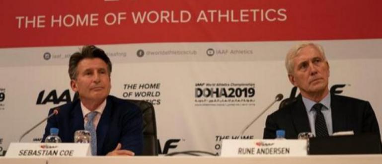 Международната федерация по лека атлетика (ИААФ) продължи санкцията на Руската