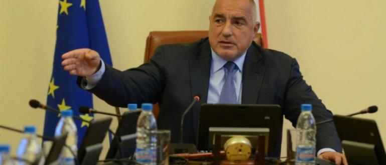 Премиерът Бойко Борисов ще се срещне с представители на протестиращите
