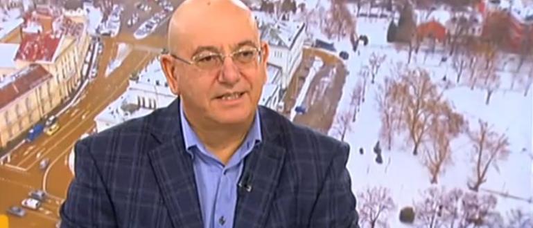 Министърът на околната среда и водите Емил Димитров за пореден