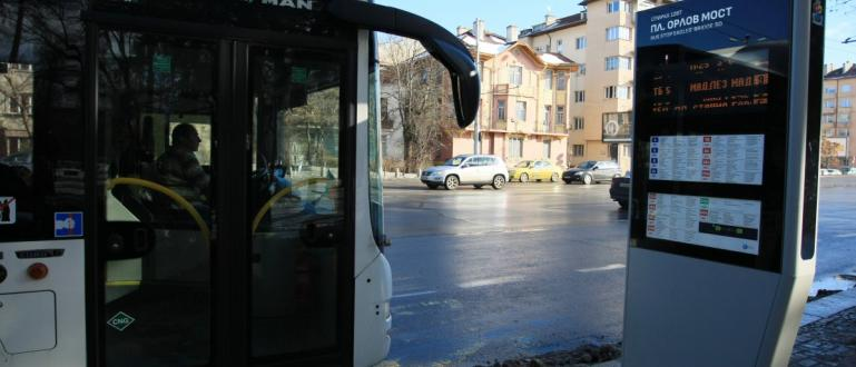 "Заради затворени кръстовища на Орлов мост, бул. ""Васил Левски"" и"