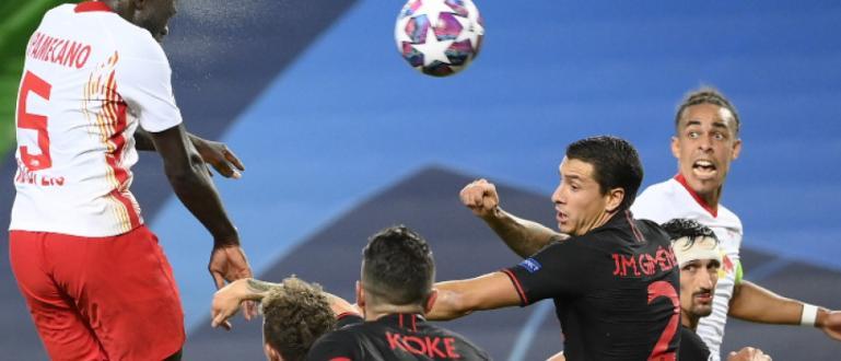 РБ Лайпциг победи с 2:1 Атлетико (Мадрид) и се класира