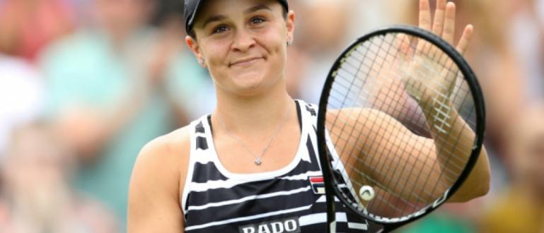 Ашли Барти (Австралия) спечели титлата от турнира по тенис в