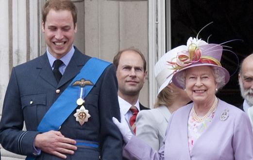 Кралица Елизабет II определи принц Уилям за Лорд върховен комисаркъм