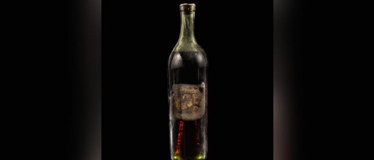 Коняк на 258 години, произведен от