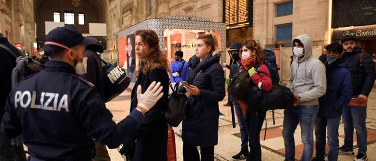 Италианските власти са решили да запазят карантината за всички, които