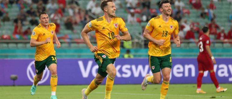 Уелс спечели победата над Турция с 2:0 в среща от