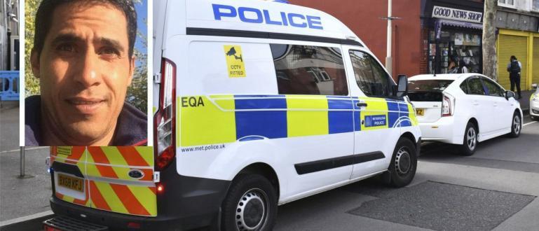 Полицията в британското графство Кент съобщи, че обявен за издирване