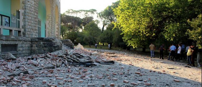 Няма данни за пострадали български граждани при земетресението в Република