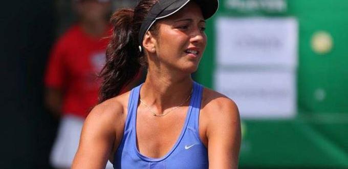 Българската тенисистка Александрина Найденова се класира за втория кръг на