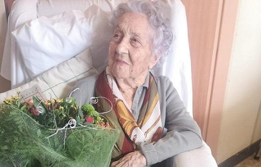 Най-възрастната жена в Испания постави и световен рекорд – тя