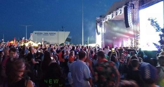 Между 4000 и 5000 човека публика на вечер събра тазгодишното