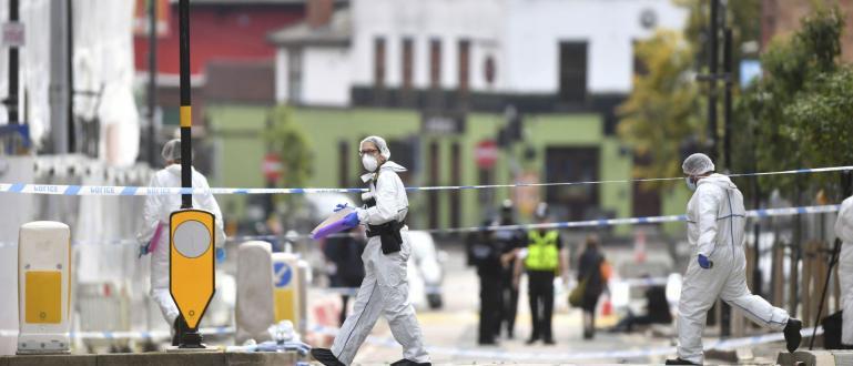 Българин е сред пострадалите при серията нападения с нож в