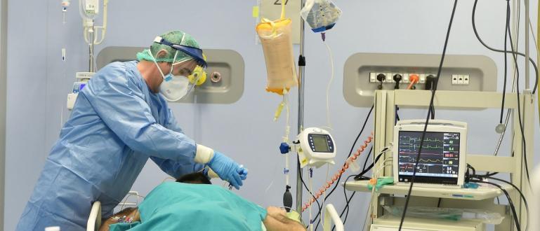 За да бъдат гарантирани всички болници в страната с нужния