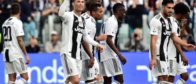 Ювентус спечели предсрочно своята 35-а шампионска титла на Италия. Старата