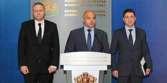 Премиерът Бойко Борисов нареди полицията да предприеме бързи действия, за