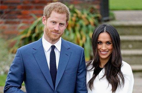 Принц Хари напоследък се усмихвал все по-рядко и този факт