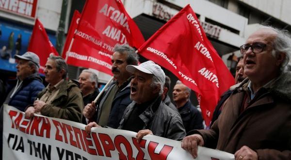 Обикновените хора са шокирани Гръцкото консервативноправителство на новия премиер Кириакос