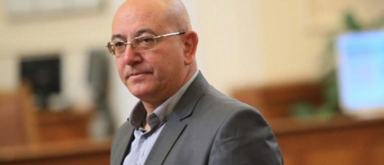 Новият министър на еколотията Емил Димитров, който отдавна всички наричат
