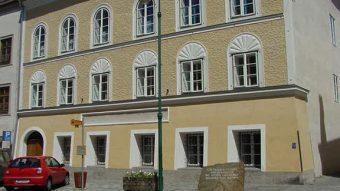 Родната къща на Адолф Хитлер в австрийското градче Браунау ам