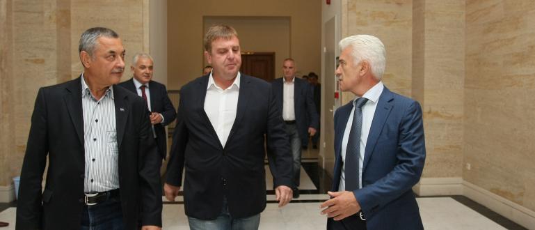 Красимир Каракачанов и Валери Симеонов са измамници и изнудвачи. Те