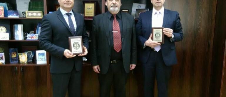 Главният прокурор на Република България награди г-н Георги Чинев –