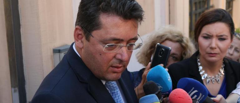 Юридическият съветник на президента Пламен Узунов е задържан край Пловдив,