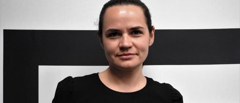 Чешкият Сенат приема лидера на беларуската опозиция Светлана Тихановска, която