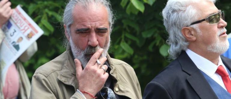 Евродепутатът от ВМРО Андрей Слабаков определи случилото се в ромските