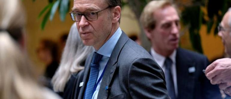 Шефът на Бундесбанк Йенс Вайдман заяви, че нарастващото търговско напрежение