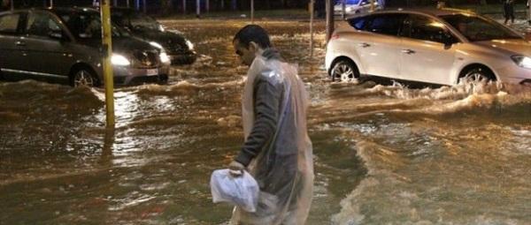 Евакуаирани саблизо 130 души в провинция Алесандрия в областта ПиемонтеПоройните