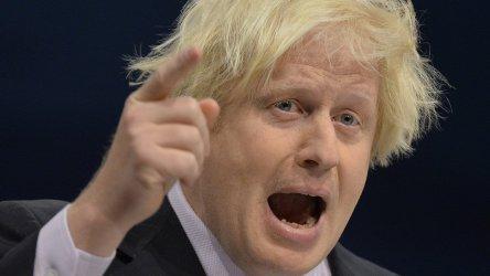 """Премиерът на Великобритания Борис Джонсън заяви, че иска да """"започне"""