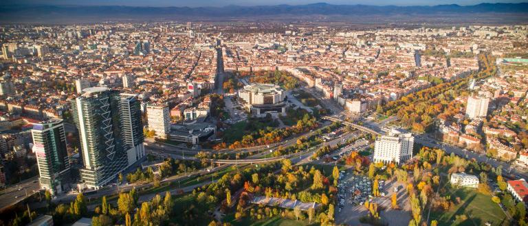 Създадоха онлайн карта на местата за култура в София. Тя