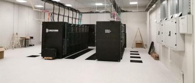 Най-мощният суперкомпютър в Източна Европа ще заработи след по-малко от