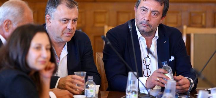 Снимка: Коко Каменаров остава без шефския пост в БНТ