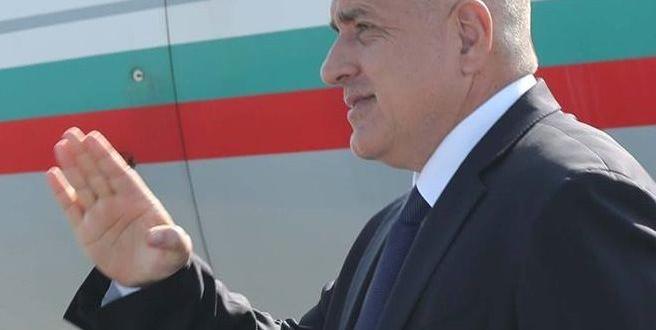 Министър-председателят Бойко Борисов ще участва в заседанието на Европейския съвет,