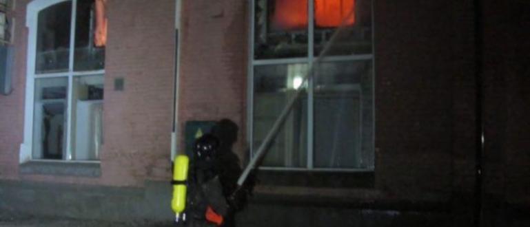 Снимка: Осем жертви при пожар на хотел в Одеса